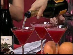 ABC 15 - Party Girl Diet author Aprilanne Hurley Makes A Splash - Live on Sonoran Living